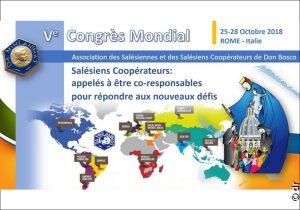 Salésiens coopérateurs: appelés à être co-responsables pour répondre aux nouveaux défis