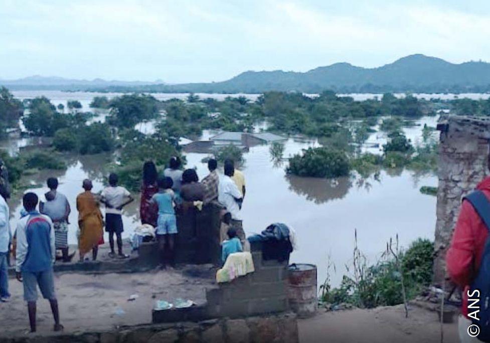 Cyclone IDAI, appel d'urgence pour la Mozambique
