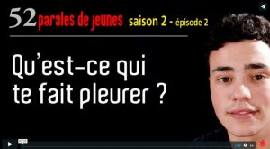 L'impardonnable ? [52 paroles de jeunes – s 2 – e 4]