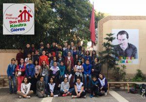 Don Bosco Gières / Kenitra: Créer des ponts entre la France et le Maroc