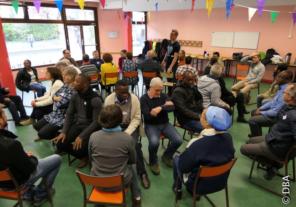 Les paroisses salésiennes en dialogue