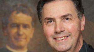Message du Recteur Majeur : le père   Ángel Fernández Artime