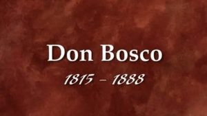Biographie de Don Bosco