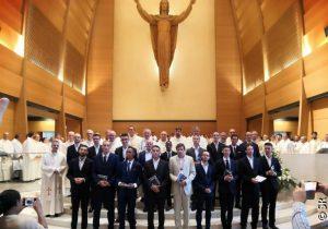 Quatre nouveaux frères salésiens de Don Bosco pour la province de France-Belgique Sud