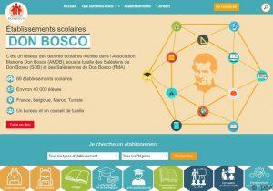 Vous cherchez une école Don Bosco ?