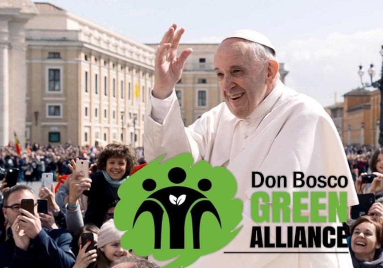 Don Bosco mobilisé pour l'année spéciale Laudato Si'