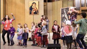 Pèlerinage de la famille salésienne à Lourdes