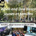 Week-end jeunes et familles