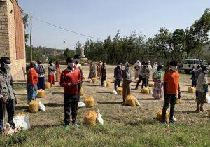 En Ethiopie, les salésiens de Don Bosco font face contre le coronavirus