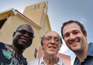 Avec Christian, Pierre et Arthur, c'est Don Bosco qui s'installe en Guadeloupe