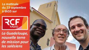 La Guadeloupe, nouvelle terre de mission pour les salésiens