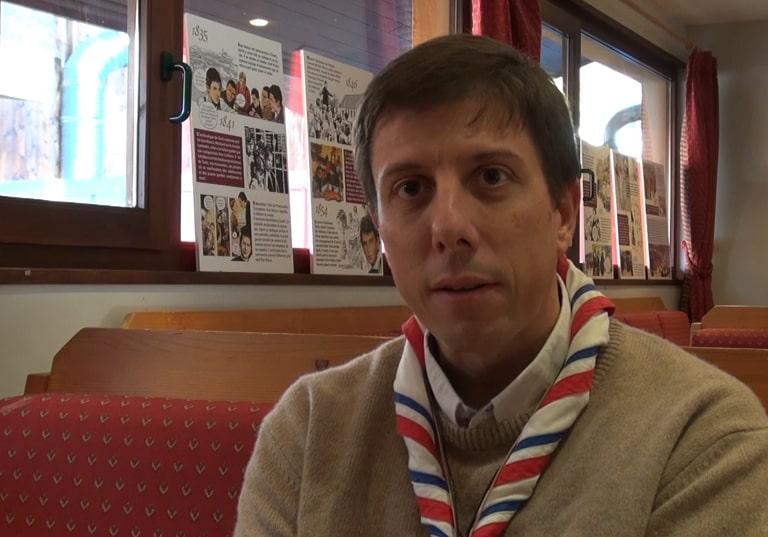 P. Xavier de Verchère, un salésien aumônier général des Scouts et Guides de France