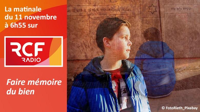 Sœur Catherine Fino sur RCF : «Faire mémoire du bien»