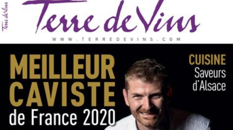 Le magazine Terre de Vins s'intéresse au vin des salésiens