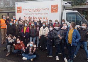 Avent : la générosité des élèves du réseau Don Bosco à Nice, Chambéry, Marseille, Bailleul…