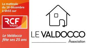 P. Jean-Marie Petitclerc sur RCF : «Le Valdocco fête ses 25 ans»