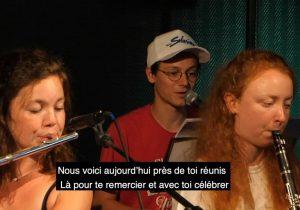 """Un nouveau chant pour fêter Don Bosco : """"un rêve au-delà du temps"""""""