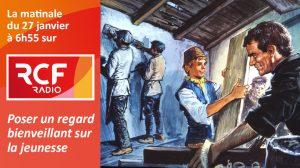 P. Jean-Marie Petitclerc sur RCF : «Poser un regard bienveillant sur la jeunesse»