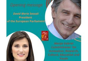 « L'éducation, avenir de l'Europe » : une table ronde exceptionnelle, ouverte par le président du Parlement européen, avec Don Bosco International