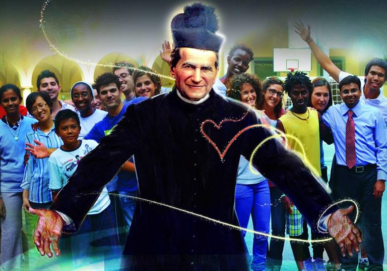 Où fêter la Saint-Jean-Bosco en France et en Belgique-Sud ?