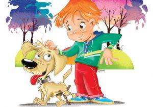 Les rois mages et le petit chien