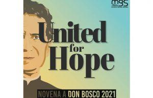 « Unis pour l'espoir » : suivez la neuvaine « européenne » à Don Bosco du Mouvement salésien des jeunes (MSJ)