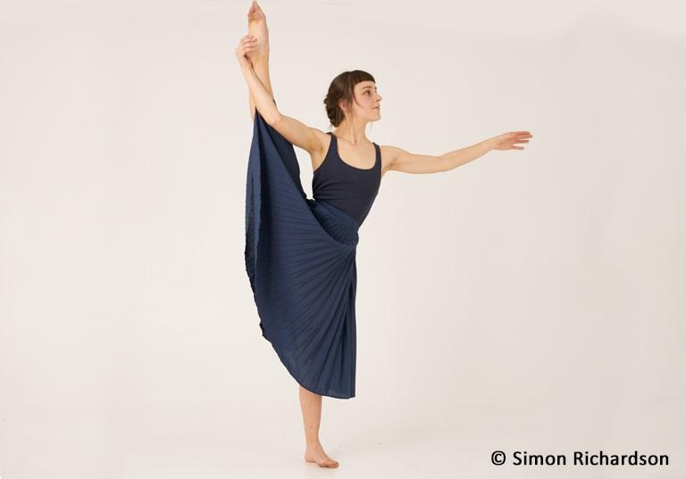 A Bruxelles ou Londres, Anna Van Hecke danse sa vie et sa foi