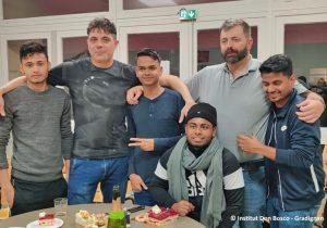 Migrants et jeunes, le réseau salésien en première ligne