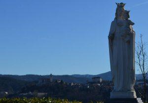 Un grand pélé avec les sœurs salésiennes à l'Ascension 2022 : « Bienvenue à Mornèse »