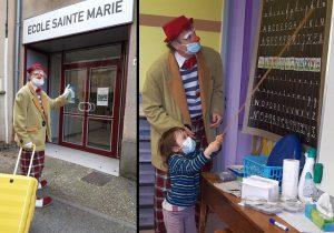 Pédagogie salésienne : mais que se passe-t-il à l'école quand vient Papi le clown ?