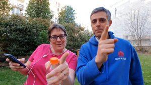 Avec Virginie et Pierre, découvrons le secret de Pâques !