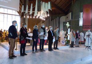 A Lyon, les belles « promesses » de six salésiens coopérateurs