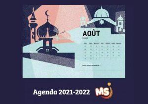Le MSJ lance l'agenda 2021 – 2022