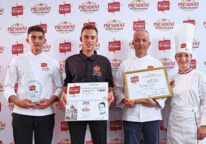 Cuisine : l'école hôtelière Sacré-Cœur (Saint-Chély-d'Apcher) remporte un concours national prestigieux