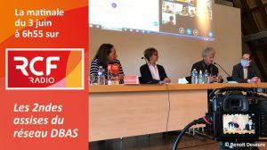 """P. Jean-Marie Petitclerc sur RCF : """"Les secondes assises du réseau DBAS"""""""
