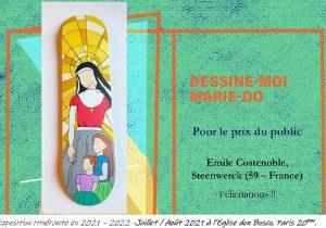150 ans des sœurs salésiennes : les résultats du concours « Dessine-moi Marie Do »