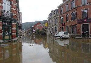 Dramatiques inondations en Belgique : les maisons salésiennes touchées et mobilisées