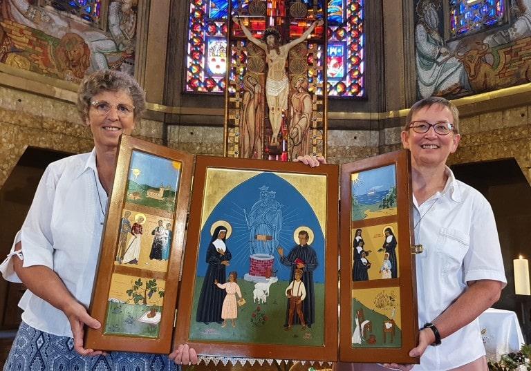 Les sœurs salésiennes fêtent le 5 août : «Ensemble, nous ferons grandir ce que Dieu a semé en nous»