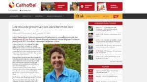 Le changement de provinciale chez les sœurs salésiennes dans les médias